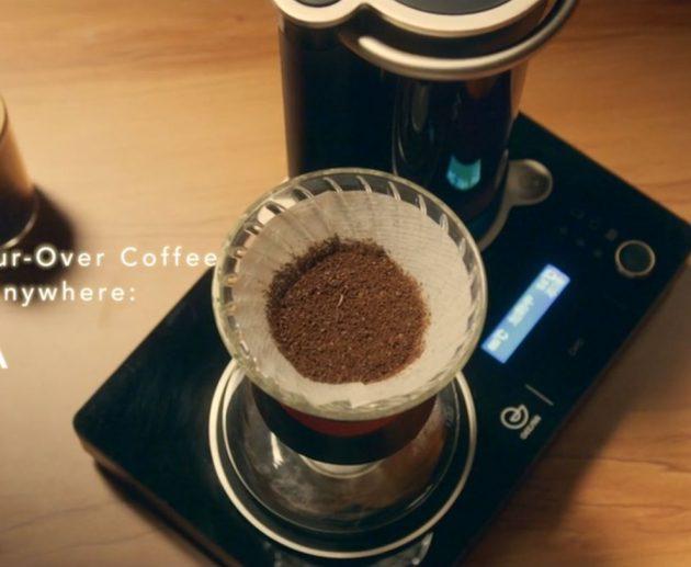 GEESAA 智能手沖咖啡機